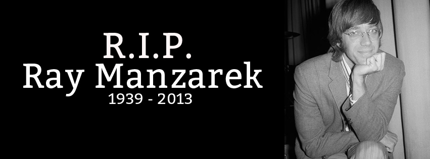 Ray Manzarek keyboardist and founding member of The Doors passed away today at 1231PM PT at the RoMed Clinic in Rosenheim Germany after a lengthy battle ...  sc 1 st  Jayesunn Krump - WordPress.com & Ray Manzarek Founding Member of The Doors Passes Away at 74 ...