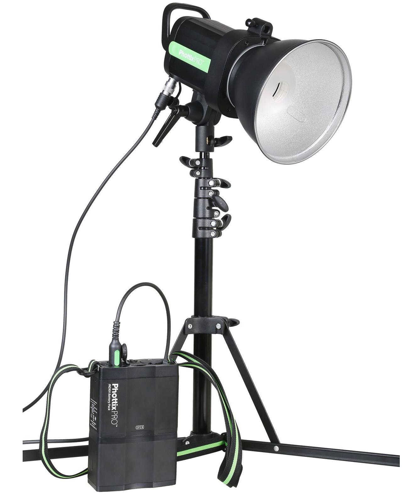 Phottix is starting 2015 off with the Phottix Indra500 TTL Studio ...